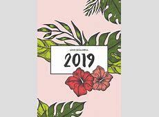 Planner 2019 digital – hibisco — Love is Colorful