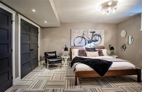 How To Decorate A Basement Bedroom