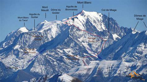 massif du mont blanc tenter l ascension du mont blanc aide voyage bons plans et conseils de voyageurs