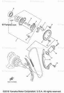 Yamaha Side By Side 2014 Oem Parts Diagram For Camshaft  U0026 Chain