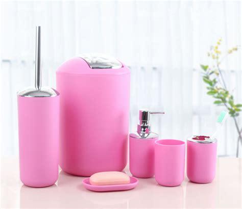 walmart pink bathroom accessories basket plant target