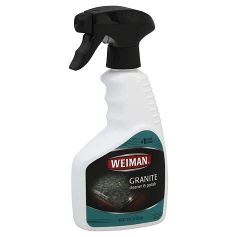 granite cleaner 12fz trigger
