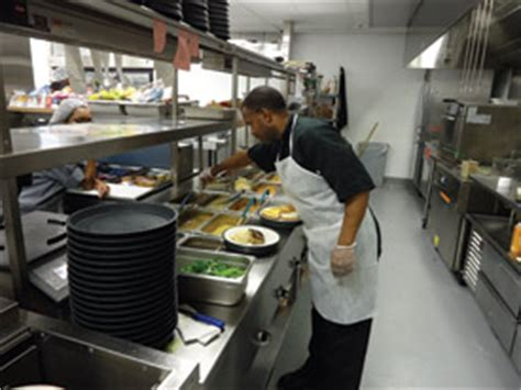 The Central Kitchen At The Johns Hopkins Hospital In