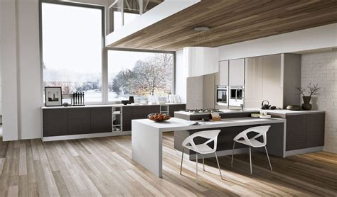 Design Ideas Kitchen by Trendy Kitchen Designs With Modern And Minimalist Style
