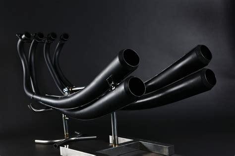 Multi Megaphone Works Type Quadruple Exhaust Honda Cb750