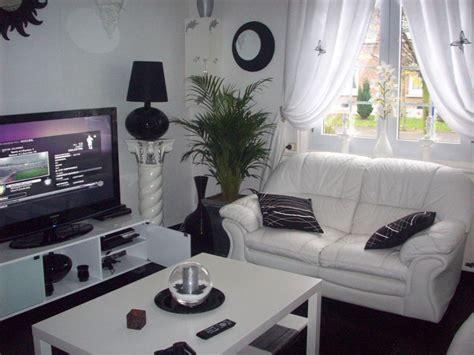 decoration chambre taupe ajouter de la couleur dans un salon noir et blanc