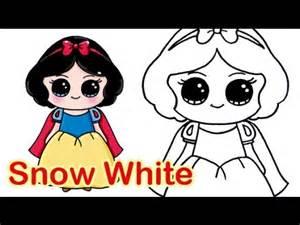 Draw Disney Drawings Princess so Cute