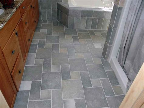 Bathroom Floor Tile Designs by Bathroom And Beautiful Combination For Bathroom