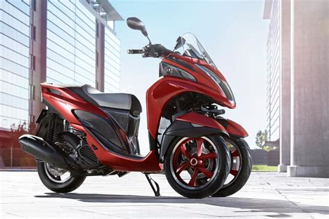 scooter 3 roues 125 mbk tryptik 125 le scooter 3 roues compact