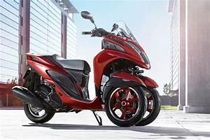 Scooter 3 Roues 125 : mbk tryptik 125 le scooter 3 roues compact ~ Medecine-chirurgie-esthetiques.com Avis de Voitures