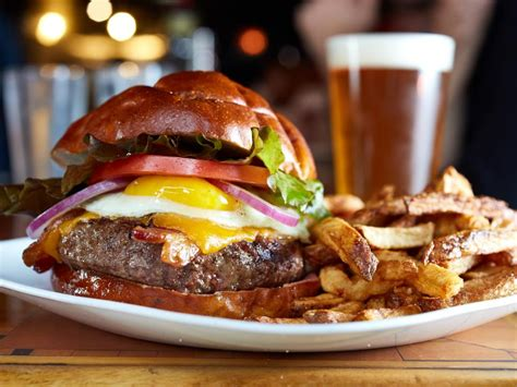 Food Network Stars' Best Burger Restaurants And Places To