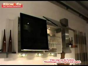 Hängeschrank Glas Lifttür : k che co h ngeschrank mit liftt r youtube ~ Orissabook.com Haus und Dekorationen