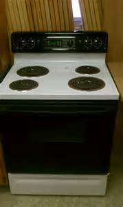 GE Spectra Electric Oven