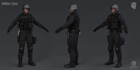 siege http rainbow six siege cinematic swat character