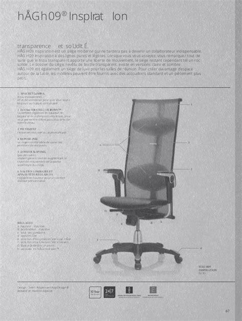 bureau d馭inition catalogue hag des sièges et fauteuils de bureau