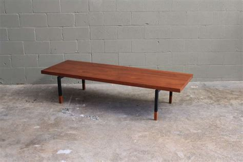 fred meyer furniture end tables teak coffee table by johannes aasbjerg for sale at 1stdibs