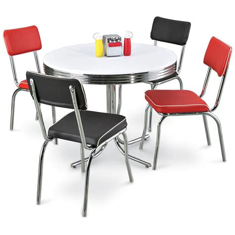 30475 retro style furniture present retro 50s style dining set 118504 kitchen dining at