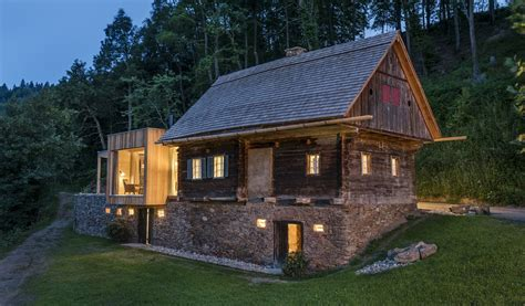 historical barn converted   wellness retreat stadl