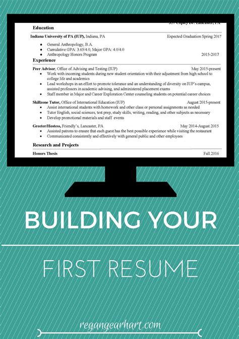 Building A Great Resume by Building A Great Resume Project Management Resume Exles
