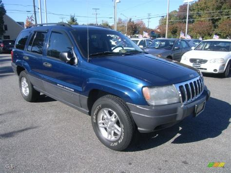 patriot jeep blue patriot blue pearl 2003 jeep grand cherokee laredo