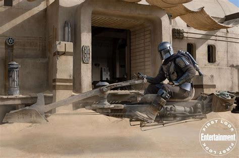 Star Wars: The Mandalorian Season 2 First Look Released
