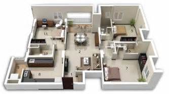 home layout ideas 25 three bedroom house apartment floor plans
