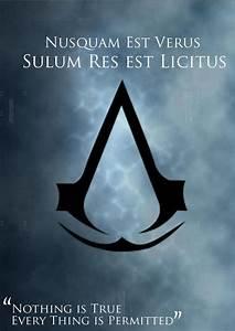 Nothing True.. Assassins Creed by StumpyMcN0Legs on DeviantArt
