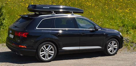 find  ultimate packline car roof boxes   audi
