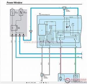 2004 Scion Xb Electrical Wiring Diagram Service Manual
