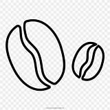 Mewarnai Caffe Chicco Granos Grano Chicchi Frijoles Kafe Pngdownload sketch template