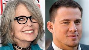 Diane Keaton says she'd marry this 'Magic Mike' star ...