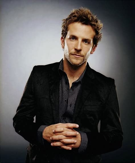 Bradley Cooper [the Hangover]  The Male Celebrity