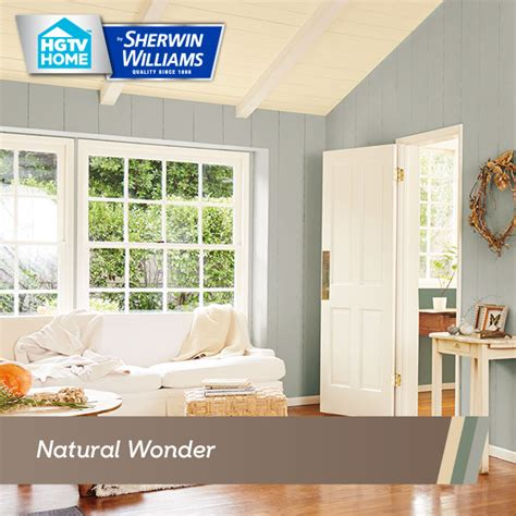 natural wonder color collections hgtv home by sherwin