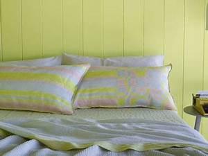 Vert D Eau Couleur : la d co de chambre adopte les couleurs pastel pour l 39 t ~ Mglfilm.com Idées de Décoration