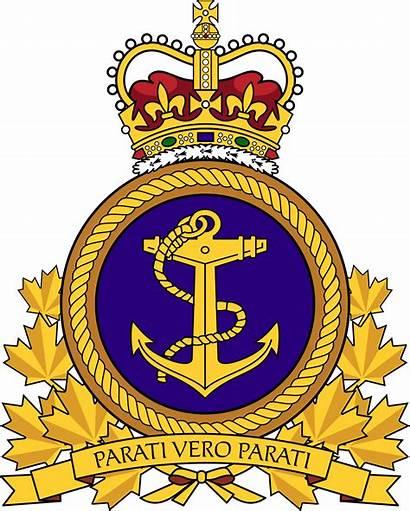 Canadian Navy Royal Svg Emblem Rcn Commander