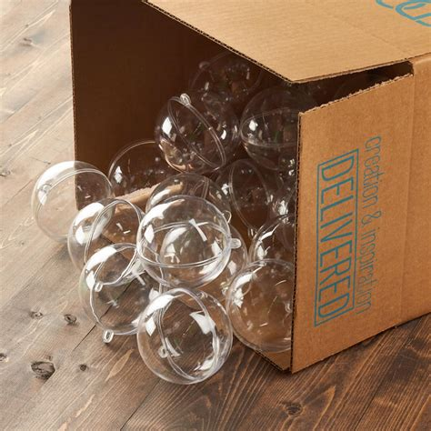 best 28 plastic clear ornaments bulk bulk case