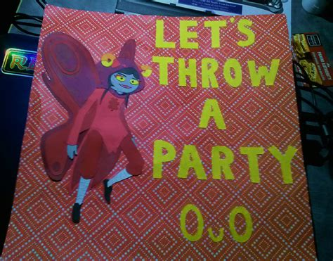 Let's Throw A Party! 0u0 By Kmm465 On Deviantart