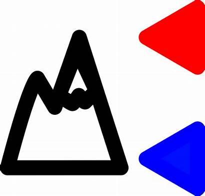 Altitude Clipart Icon Clip Max Min Indicator