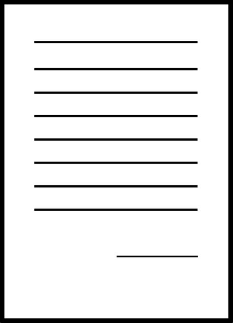 blank letter paper document file blank letter sheet contract domain pictures free pictures