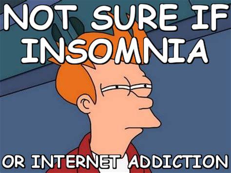 Insomnia Meme - not sure if insomnia