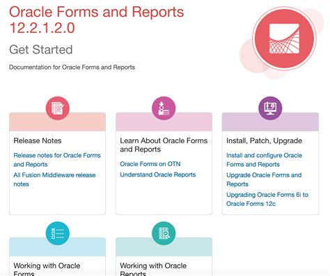 Oracle Fusion Middleware Report Designer S Guide For