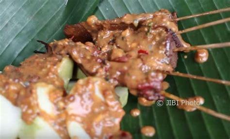 Sate kere dari jeroan sapi dibakar | yogyakarta street food #bikinngiler. Resep Sate Kere Jeroan / Terinspirasi Masyarakat Miskin ...