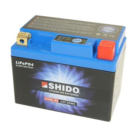 lithium ionen batterie motorrad lithium ionen 12v roller motorrad batterie typ ytx5l bs ebay