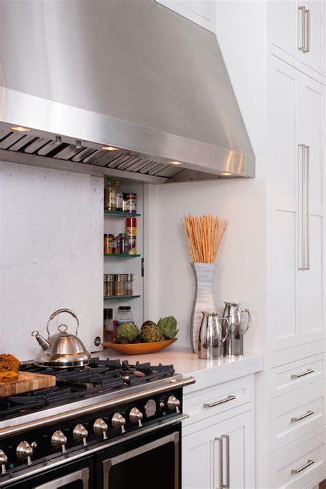 Hidden Kitchen Hood Design Ideas
