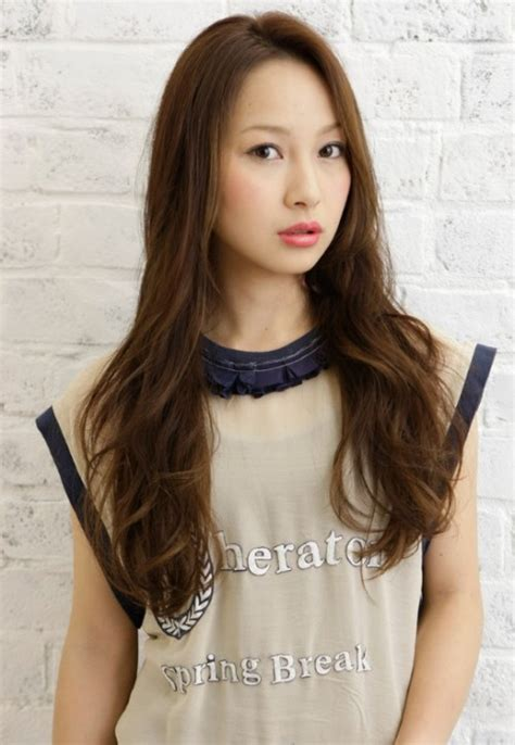 japanese long hairstyles  picture
