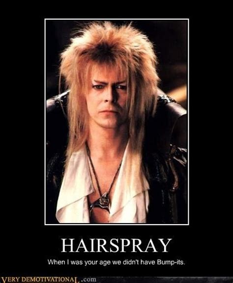 David Bowie Labyrinth Meme - even so i still love this movie de motivational posters pinter
