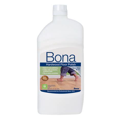 Bona® Hardwood Floor Polish  Low Gloss  Bona Us