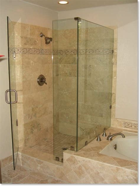 bathroom tubs and showers ideas shower remodels pictures design bookmark 10207
