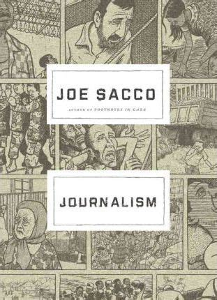 Journalism Books by Journalism Joe Sacco 9780805094862