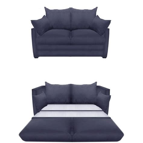 navy blue futon sofa bed view our shabby chic sofa beds available in navy blue